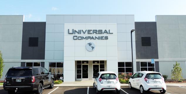 Universal Headquarters