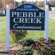 Pebble-Creek-Sign