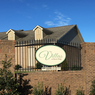 Villas at Boone Ridge Sign