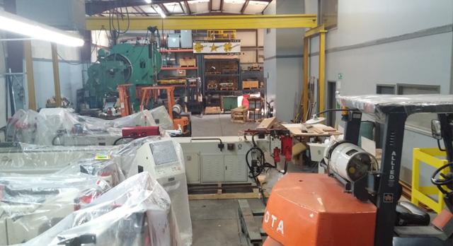 Morgan Court Warehouse Space