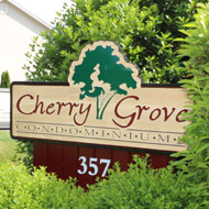 Cherry Grove Sign
