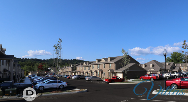 The Property at The Villas at River Bend in Kingsport, TN