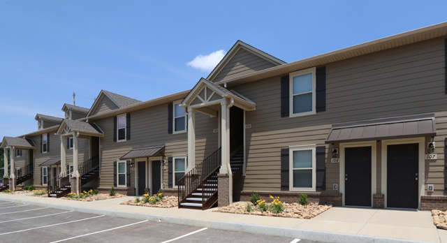 Brand New Apartments at The Villas at River Bend Now Open in Kingsport, TN