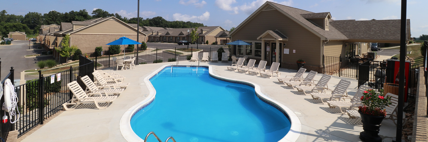 The Villas at Boone Ridge in Johnson City TN. Apartments and Townhomes for rent