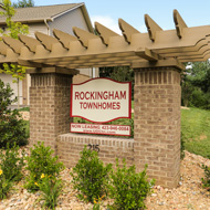 Welcome to Rockingham Townhomes in Gray, Tennessee
