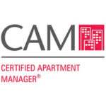 Certified Apartment Manager logo