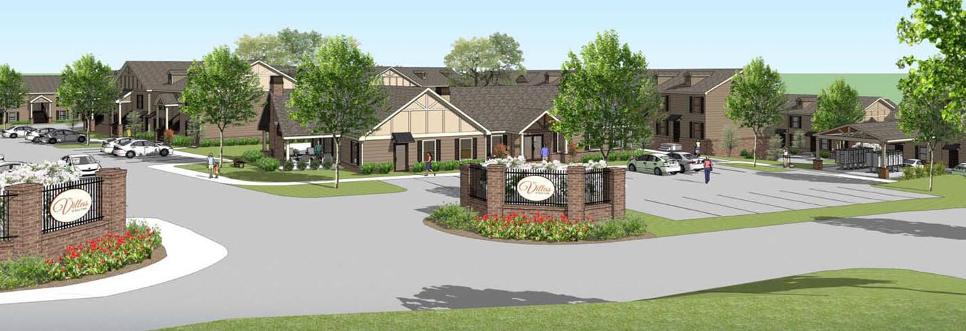 The Villas at Avery Creek Apartments and Townhomes for Rent in Asheville North Carolina