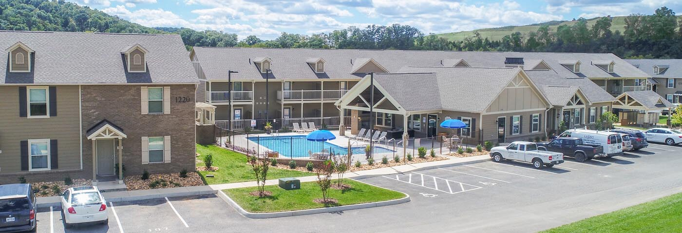 The Villas at River Bend in Kingsport, TN Apartments and townhomes for rent