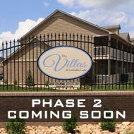 The Villas at Lavinder Lane Phase 2 coming soon