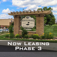 Apartments and townhomes for rent Pickens Bridge Phase 3