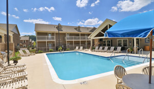 The Villas at River Bend Townhome and apartments for rent in Kingsport, TN