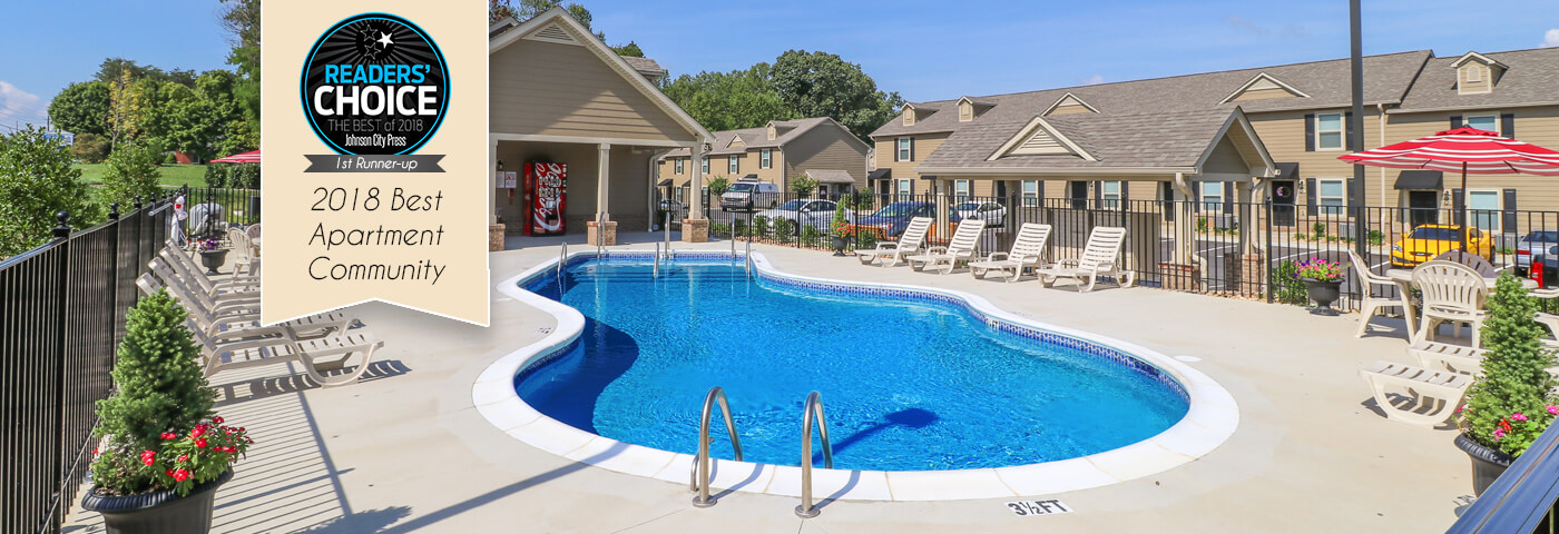 Pickens Bridge Village: 1st Runner Up in 2018 Best Apartment Community in 2018 Readers Choice Awards