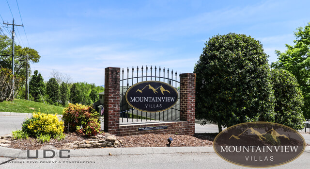 Mountainview Villas Apartments and townhomes in Johnson City, Tennessee