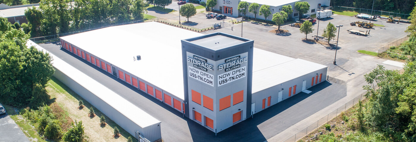Universal Storage Solutions Boones Creek Self Storage facility
