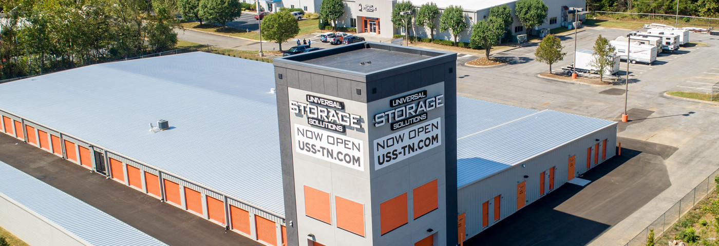 Universal Storage Solutions in Boones Creek - Convenient Self-Storage with 24 hours access