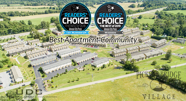 Pickens Bridge Village: The Best Apartment Complex in 2019 Johnson City Press Readers Choice Awards