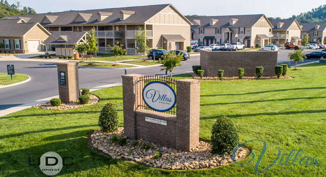 Welcome to the Villas at River Bend
