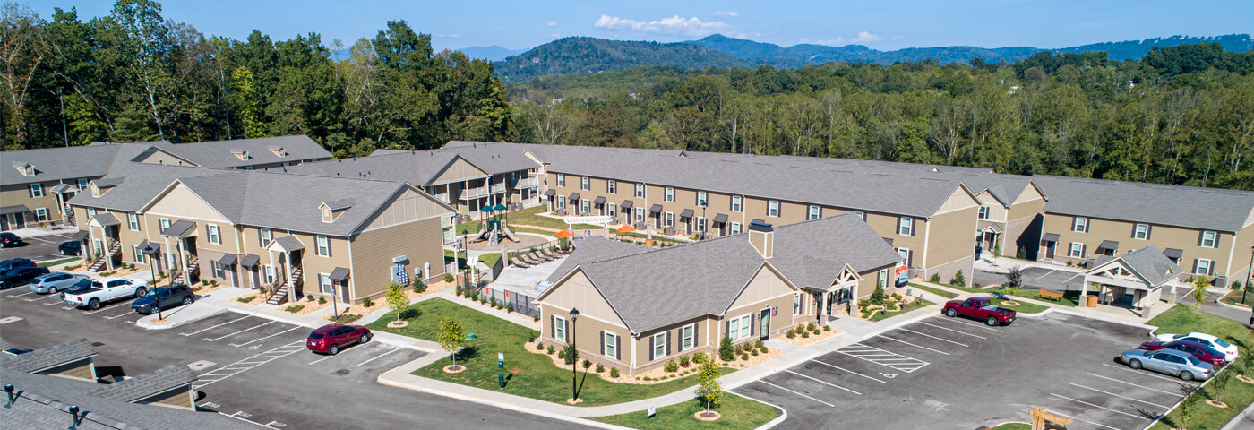 The Villas at Avery Creek in Asheville, NC