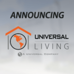 UDC Announces new Brand - Universal Living