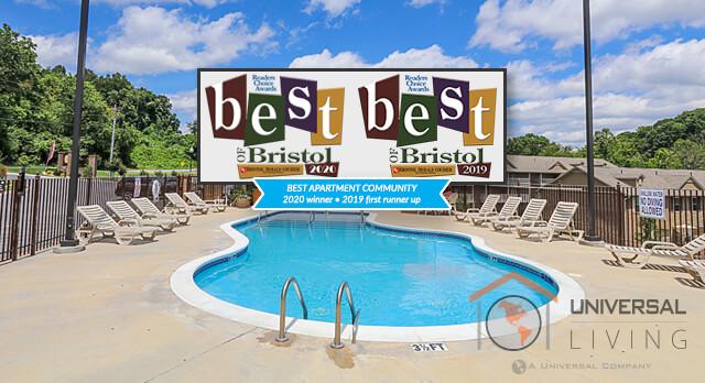 The Villas at Island Road - The Best of Bristol 2020 Winner!