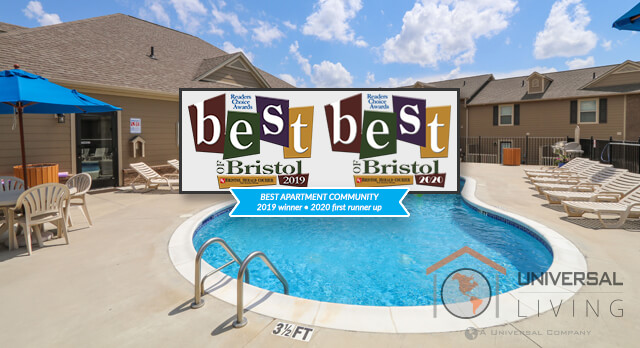 The Villas at Lavinder Lane - 2020 Best of Bristol 1st Runner Up and 2019 Winner!